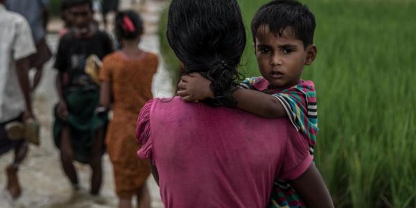 Soirée de recueillement – Avec Les Rohingyas